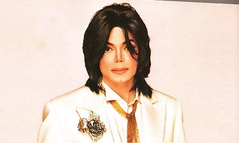 Michael - cover of Ebony 2007